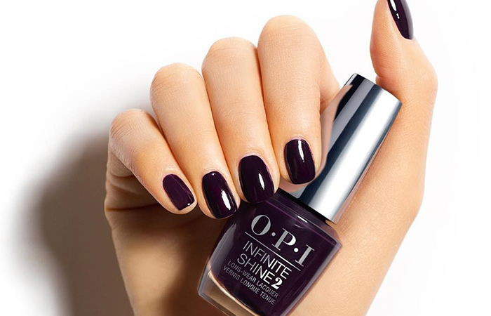 OPI Nail Polish - Lincoln Park After Dark Swatch