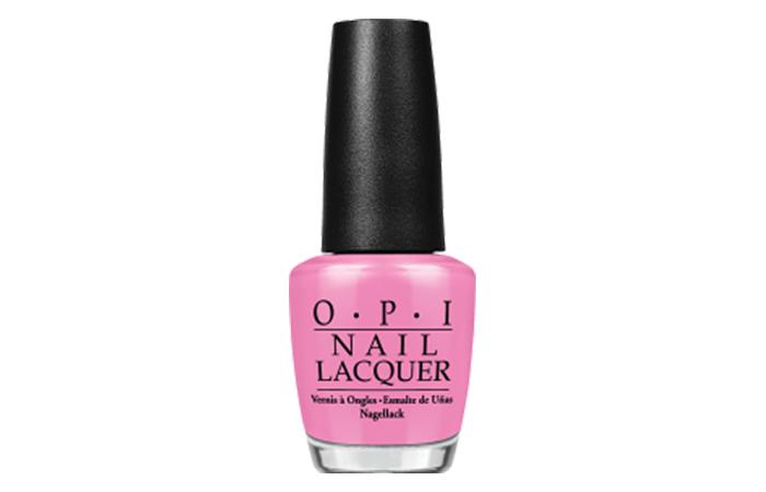 Opi Nail Polish Lucky Lavender Shade Pinit