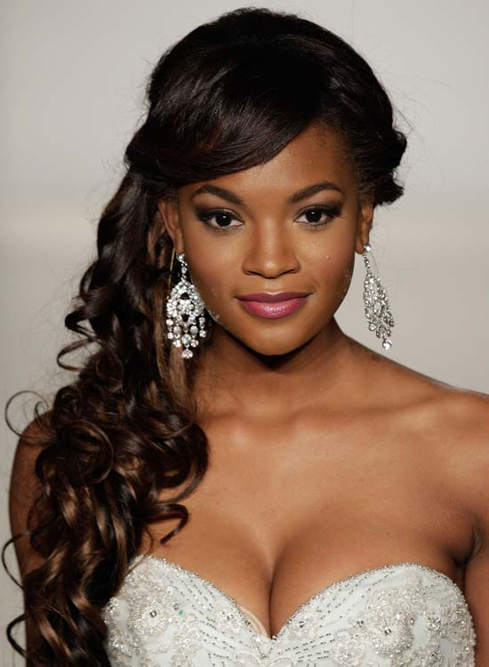 Luscious-Side-Curls-with-Puffy-Crown-and-Twisted-Side-Sweep
