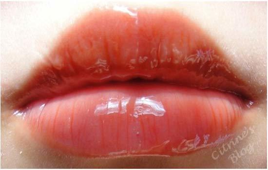 revlon super lustrous lipgloss firecracker