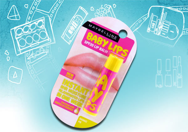 maybelline baby lips spf 20 lip balm