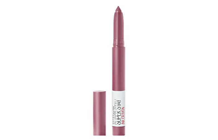 Maybelline New York Super Stay Crayon Lipstick – Stay Exceptional