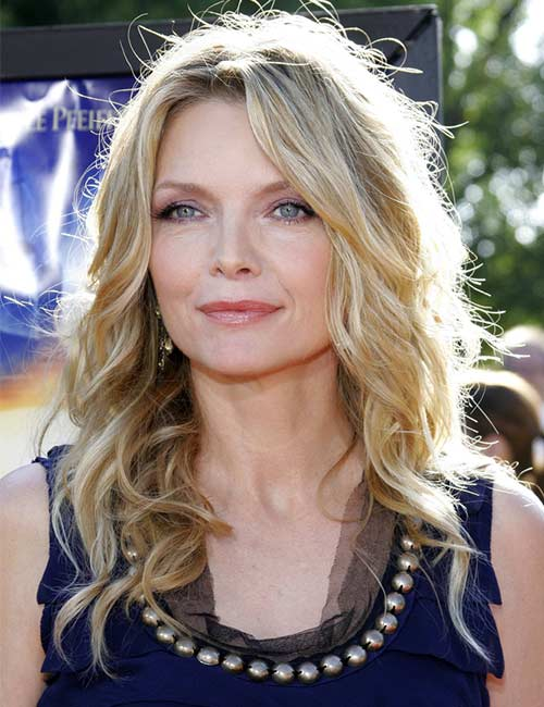 Michelle Pfeiffer (Layered Cut)