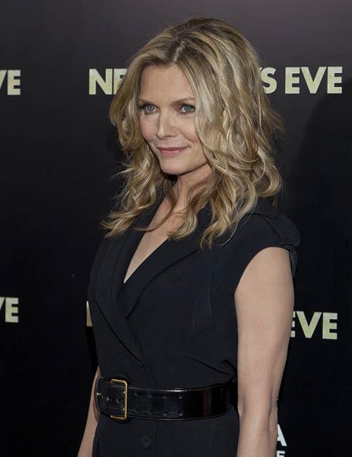 Michelle Pfeiffer (schmutzige Locken)