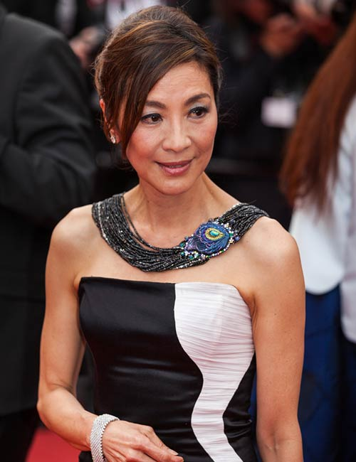 Michelle Yeoh – Simple And Elegant