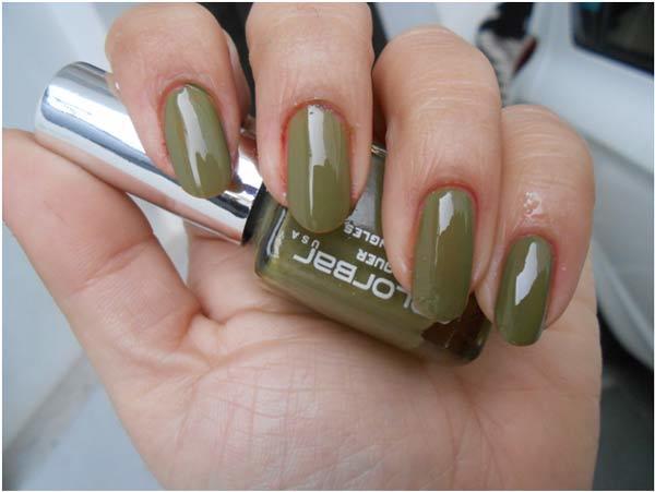 Moss Agate Nail Polish