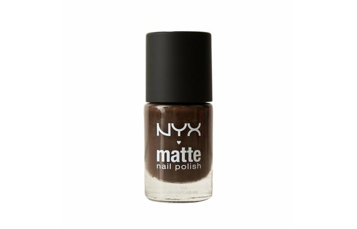 NYX - Best Nail Polish Brand In India