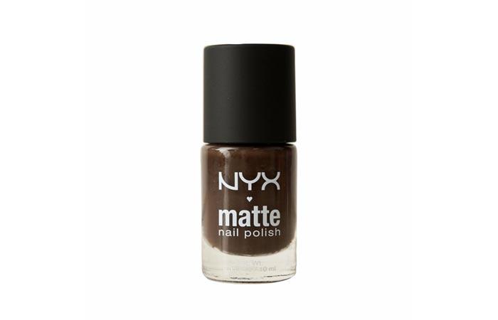 NYX - Best Nail Polish Brand In India