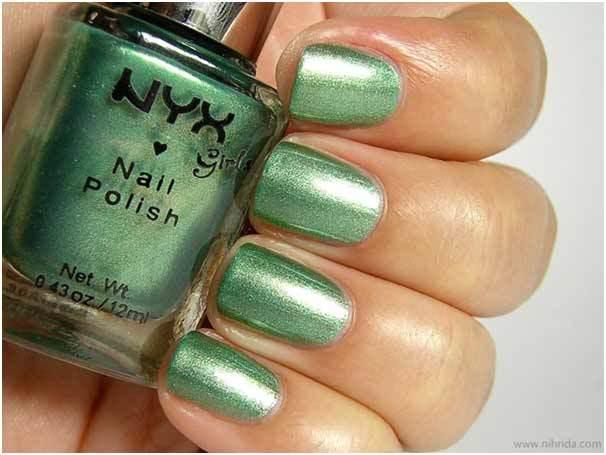 NYX Boho nail polish