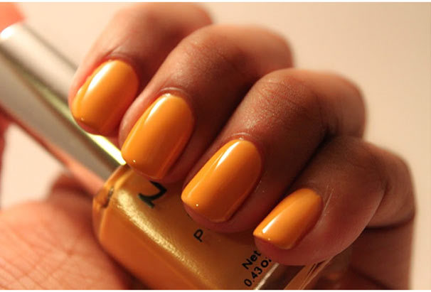 NYX My Sunshine for nails