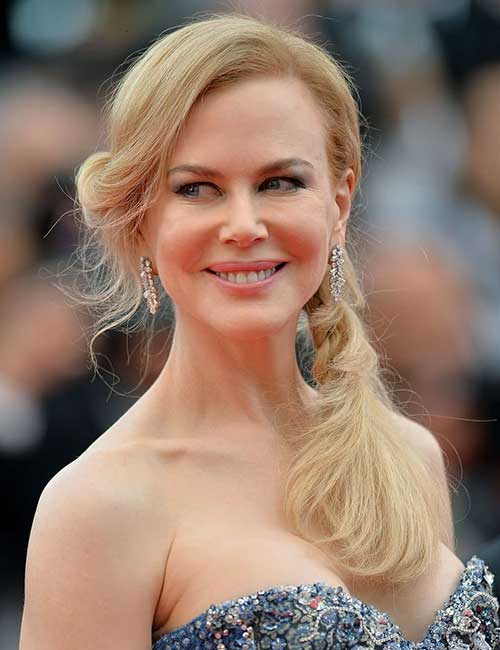 Nicole Kidman – Braid It!