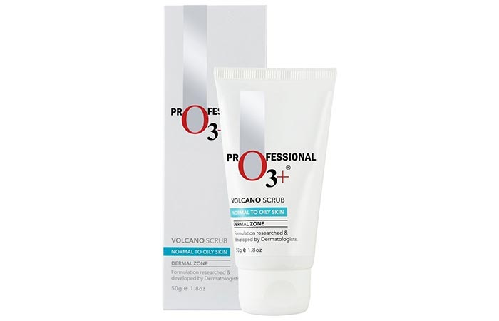 O3+ Volcano Professional Scrub - Scrubs To Get Rid Of Blackheads