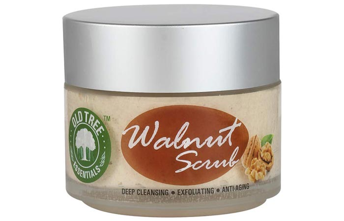 Old Tree Essentials Walnut Scrub