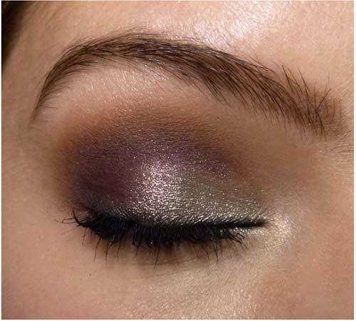 ombre eye makeup