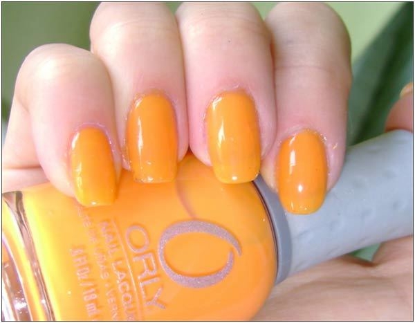 orly crush on you swatch