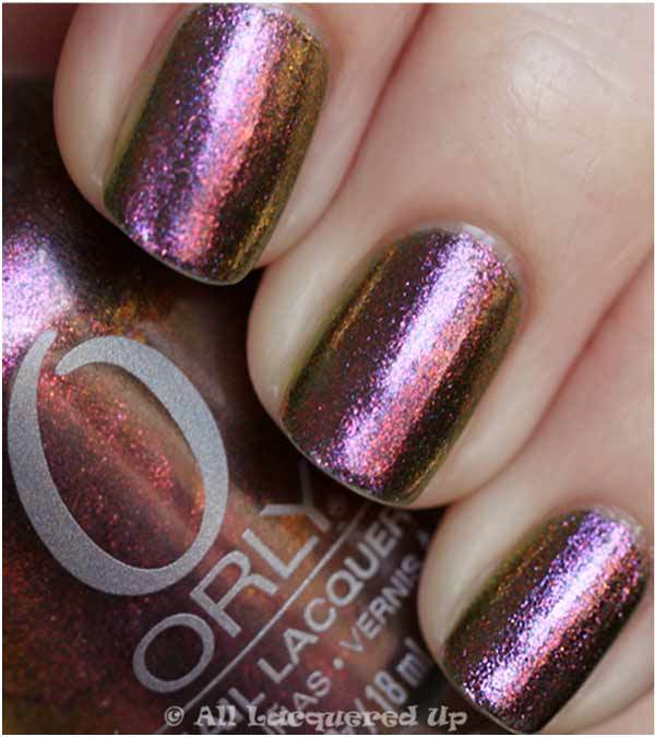 orly space cadet nail polish