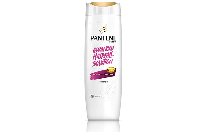 Pantene Advanced Hairfall Solution Hairfall Control Shampoo