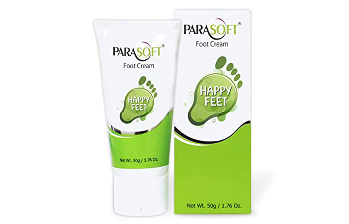Parasoft Happy Feet Foot Cream