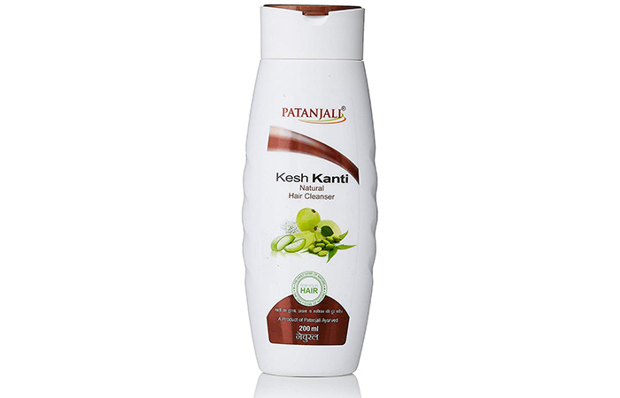 Patanjali Kesh Kanti Natural Hair Cleanser Shampoo - Anti-Hair Fall Shampoos
