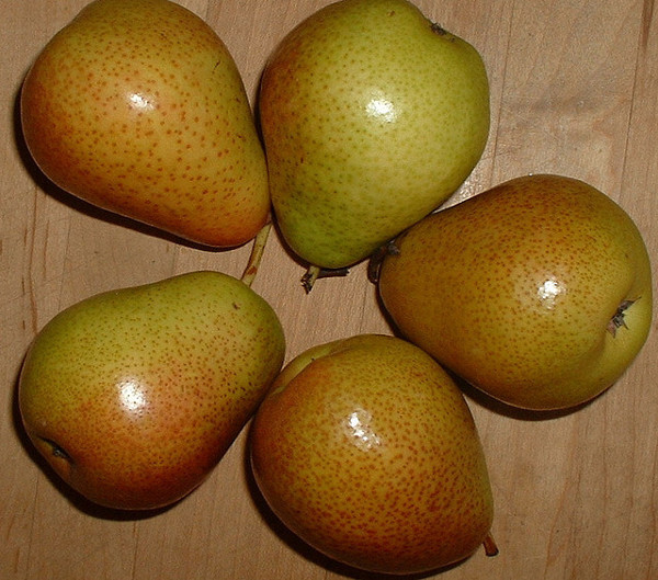 Best Fruits For Health - Pears