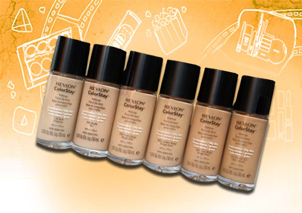 revlon colorstay foundation shades