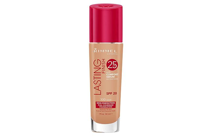 Rimmel London Lasting Finish Skin Perfecting Full Coverage Foundation