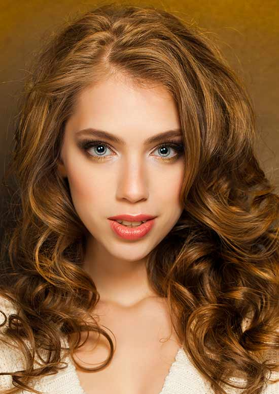 Latest Hairstyles For Long Hair - Sassy Side Part