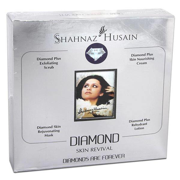 shahnaz husain 24 carat gold facial kit