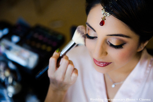 makeup for indian wedding