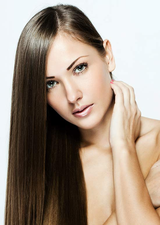 Latest Hairstyles For Long Hair - Sleek Blanket