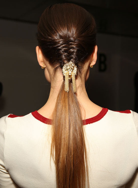 Sleek-Half-n-Half-Hairstyle