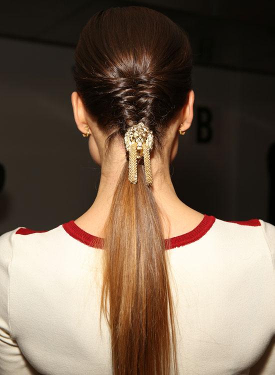 Sleek-Half-n-Half-Hairstyle
