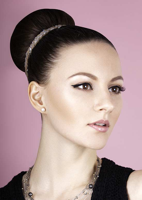 Latest Hairstyles For Long Hair - Sleek Knot