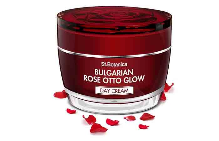St. Botanica Bulgarian Rose Otto Glow Day Cream