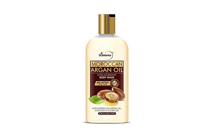 St. Botanica Moroccan Argan Oil Ultra Nourishing Body Wash