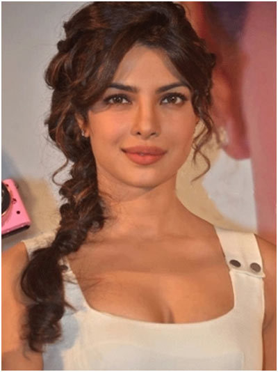 priyanka chopra braid