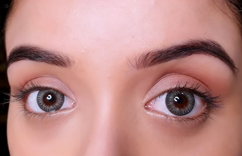 Start With Clean Eyes And Lashes