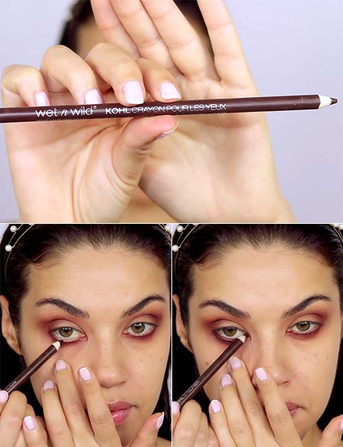 Step 6 Define Your Lower Lashline