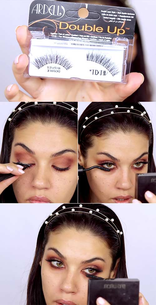 Step 7 Amp Up Your Lashes
