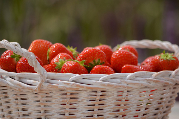 Best Fruits For Health - Strawberries