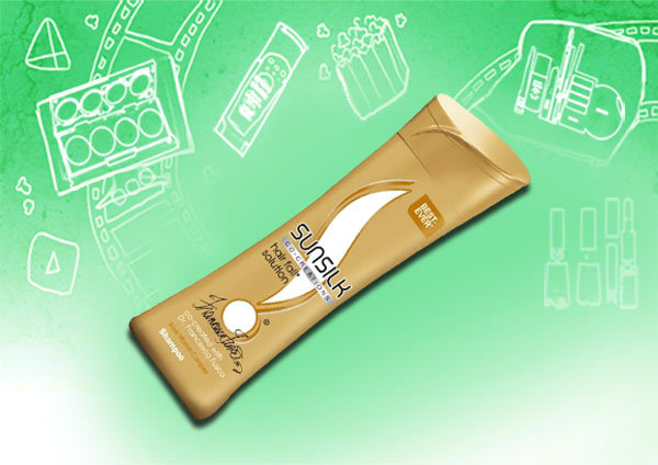 Sunsilk hair fall solution shampoo