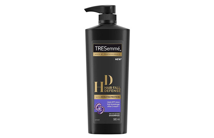 TRESemme Hair Fall Defense Shampoo - Anti-Hair Fall Shampoos