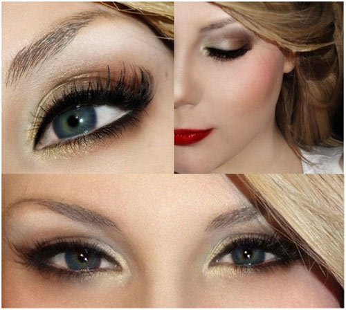 taylor swift eye makeup tips