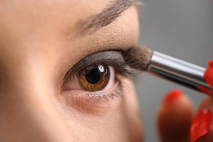 The Smoky and Sultry Liner Look