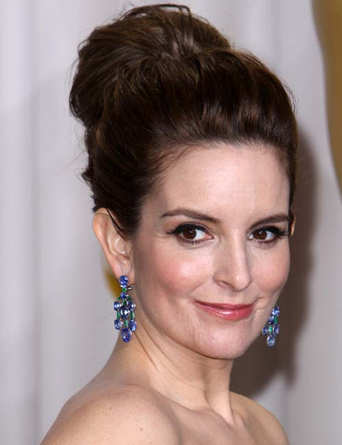 Tina Fey – The High Bun