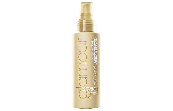 Toni & Guy Glamour Moisturizing Hairspray