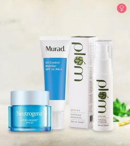 Top 19 Moisturizers For Oily And Acne-Prone Skin – 2020