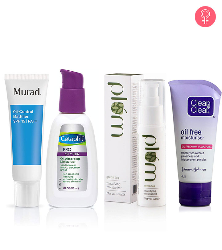 Top 19 Moisturizers For Oily And Acne-Prone Skin – 2019