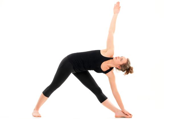 trikonasana yoga benefits