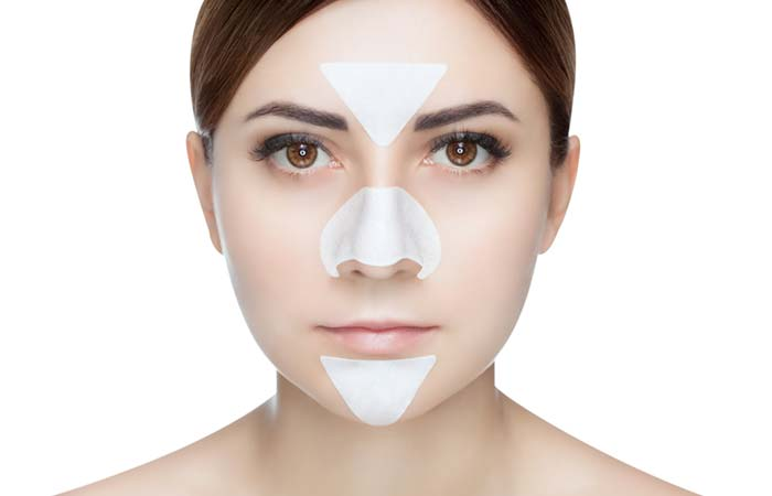 Try Using Blackhead Removal Strips